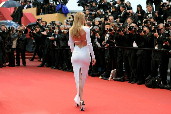 cannes Doutzen Kroes